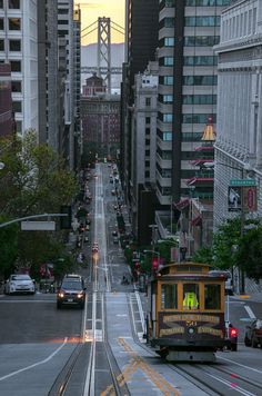 San Fran Morning by beautiful places for travel