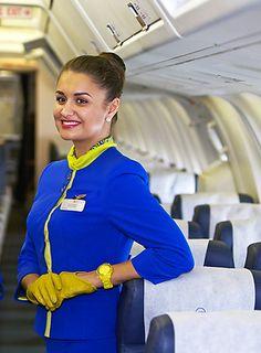 Ukraine International Airlines Airline Cabin Crew, International Airlines, Aircraft Pictures, Flight Attendant, Picture Photo, Stew, Ukraine, Europe, My Style