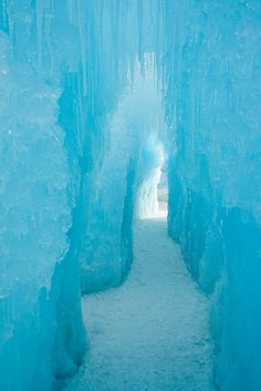 Ice Tunnel, Midway, Utah, USA - Flickr - Photo Sharing!