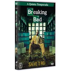 DVD - Breaking Bad - 5ª Temporada (3 Discos) - Americanas.com
