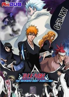 Bleach Movie 2 – The Diamond Dust Rebellion Anime Ger-Dub