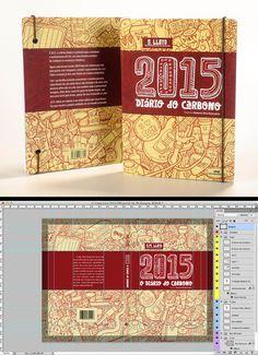 editorial design - moleskine