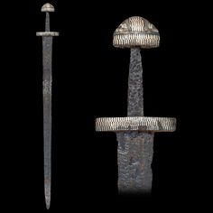 Viking Sword, 10th century, probably Scandinavian. Provenance: Orleans, France. Located at the Metropolitan Museum of Art, 55.46.1 http://www.metmuseum.org/collection/the-collection-online/search/24832
