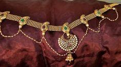 Kamarband or the Elegant Sari Belt