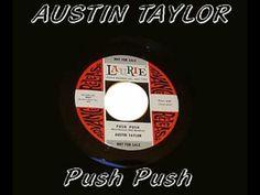 AUSTIN TAYLOR - Push Push (1960)