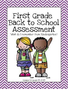 I use this every year! Great assessment for the beginning of the year. It comes in handy to identify students for interventions, too.