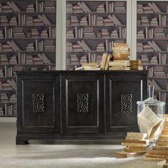 Hooker Furniture Melange Brockton Credenza & Reviews   Wayfair Supply $1300