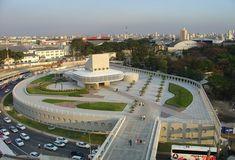 Garage Building A and the Square Complex of the Congonhas International Airport | Sérgio Roberto Parada
