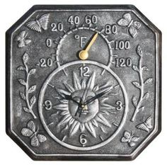 1000 images about outdoor clock ideas on pinterest