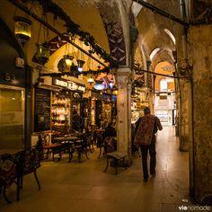 Grand Bazaar d'Istanbul, Turquie
