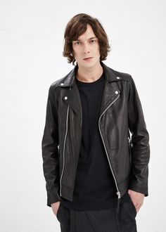 Won Hundred Ray Jacket (Black)