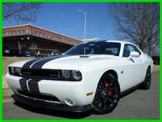 2014 Dodge Challenger SRT8 Click to find out more - http://newmusclecars.org/2014-dodge-challenger-srt8/