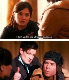 The Doctor is so funny