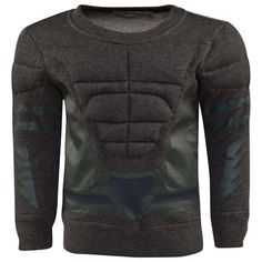 Stella McCartney Kids Grey Quilted Sweatshirt