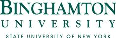 Binghamton University is one of the main state universities in the state of New York and a very well respected university. You also get the benefit of rather low cost tuition if you happen to be a New York state resident. http://www.payscale.com/research/US/School=SUNY_-_Binghamton_University/Salary