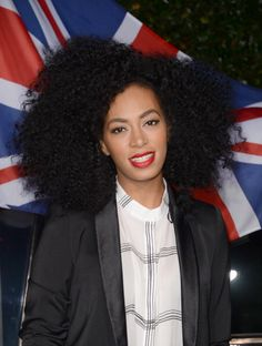 Solange Knowles Out & About