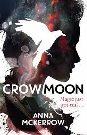 A decent premise absolutely wrecked by the world's biggest #NOTP | 3 stars    Crow Moon by Anna McKerrow #review | Another Teen Reader