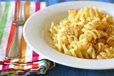 mac and cheese made with Muenster cheese, but I would have to leave out the Heavy cream... @Shirley Poplawski