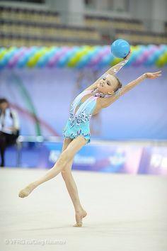Alina ermolova rhythmic gymnastics