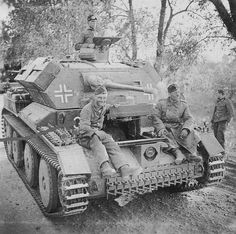 TANKS OF GERMANY - POWER AND STRENGTH. Cruiser in German Service