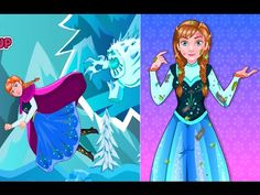 Messy Princess Anna - Frozen Games