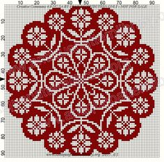 Ru / 146 - das alte filet am vii recovery point - ga Cross Stitch Borders, Cross Stitch Flowers, Cross Stitch Designs, Cross Stitching, Cross Stitch Embroidery, Cross Stitch Patterns, Crochet Cross, Crochet Chart, Embroidery Patterns Free