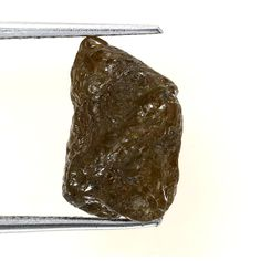 4.11 ct Carat Fancy REddish Natural  Rough Diamond Gem
