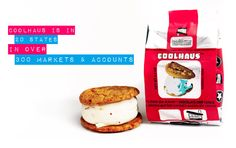 Coolhaus! Ice cream sandwich shop in Culver City and as a food truck. Can't wait to try