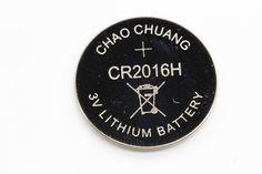 3V CR2016 lithium  battery  coin battery