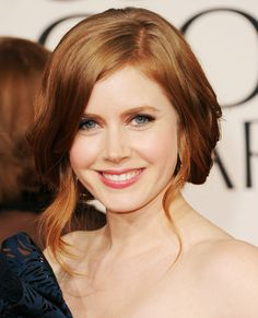 The Top 10 Redheads in Hollywood - Amy Adams from #InStyle