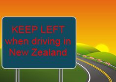 Driving In New Zealand, Road Rules, Need To Know, Traveling, Posts, Blog, Viajes, Messages, Blogging