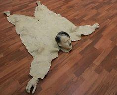 """Hitler, el """"comealfombras"""" (I). Los célebres enfados de Hitler y su relación con las alfombras."""