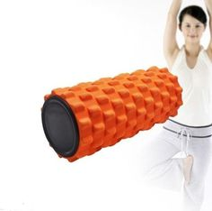 HOT Textured Exercise / Yoga Foam Roller for Gym Pilates Physio Trigger Fitness ^^ Find out more details by clicking the image : Pilates