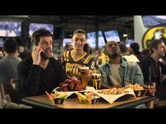 Buffalo Wild Wings TV Spot