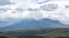Roraima Tepuy - Gran Sabana - Venezuela - http://www.tierradegraciatv.com.ve/noticias/noticia-05-04-2012-6.html