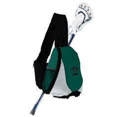 Game Duffle with Shoe Pocket - Black/Silver/Green * Details can be found by clicking on the image. (This is an Amazon Affiliate link)