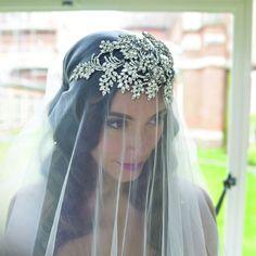 Ivory and Co Majestic Headband