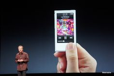 The 7th generation new iPod Nano