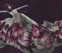 Inspiring image dreamfabric, fashion, marcelina sowa, model, underwater #18232 - Resolution 500x370px - Find the image to your taste
