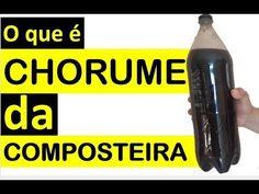 Poderoso adubo líquido: Chorume biofertilizante e inseticida natural, jardinagem - YouTube