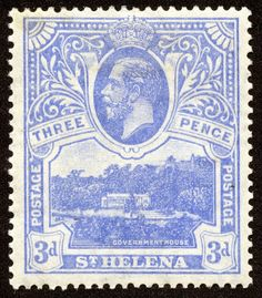 1890 Scott 38 on pale brown Quick History St Helena (named after Saint Helena of Constantinople by the Portuguese in is loc. Akrotiri And Dhekelia, Lot's Wife, New Zealand Flax, Crown Colony, British Indian Ocean Territory, Pitcairn Islands, St Helena, Vintage Stamps, King George
