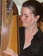 Michelle Dalton, Harpist | Professional Harpist in Birmingham, England – Michelle is an effervescent performer, passionate about using harp music to ensure your event is a memorable experience, for everyone