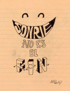 Sonríe no es el fin - www.dirtyharry.es