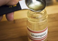 Shampoo (With Coconut Milk and Castille)