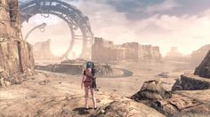Xenoblade Chronicles X is Pure Scenery Porn