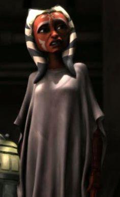 SW: Ahsoka Tano (Padawan) (Alt in description.) Minecraft Skin