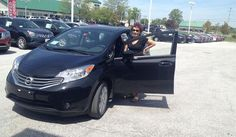 Concetta's new 2015 NISSAN NOTE! Congratulations and best wishes from North Country Nissan and LOUIS YOUNG.