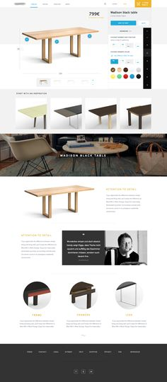 https://dribbble.com/shots/1641903-Rejected-Detail/attachments/257083 Homepage Design, Web Ui Design, Media Design, Site Design, Web Dashboard, Ui Web, Interactive Design, Mobile Design, Professional Logo Design