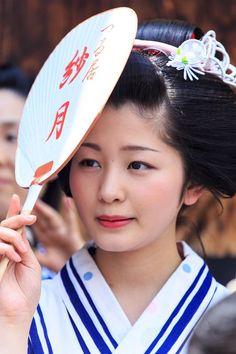 2013年 祇園祭 - Gion Maiko Satsuki, Kyoto