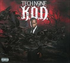 Tech N9ne - K.O.D. [Explicit Lyrics] (CD)